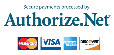 Authorize.Net Secure Payment Logo